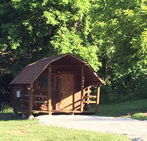 Little Niangua River Front Camp Canoe