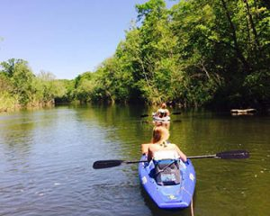 River Front Camp Canoe Campground And Canoe Rental