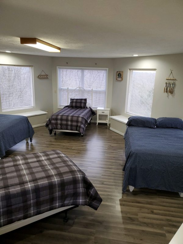 Bedroom, Two Fulls, Two Twins